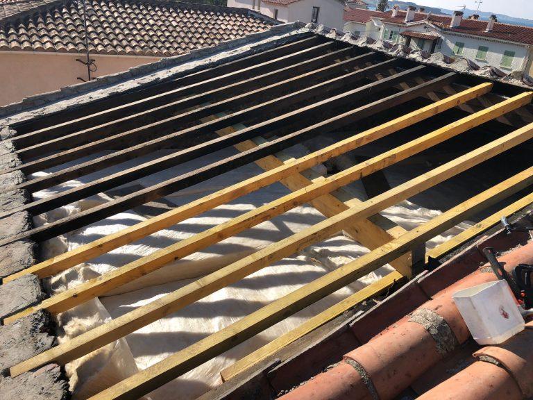 Réparation et rénovation toiture